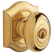 Door Keyed Entry Knobs