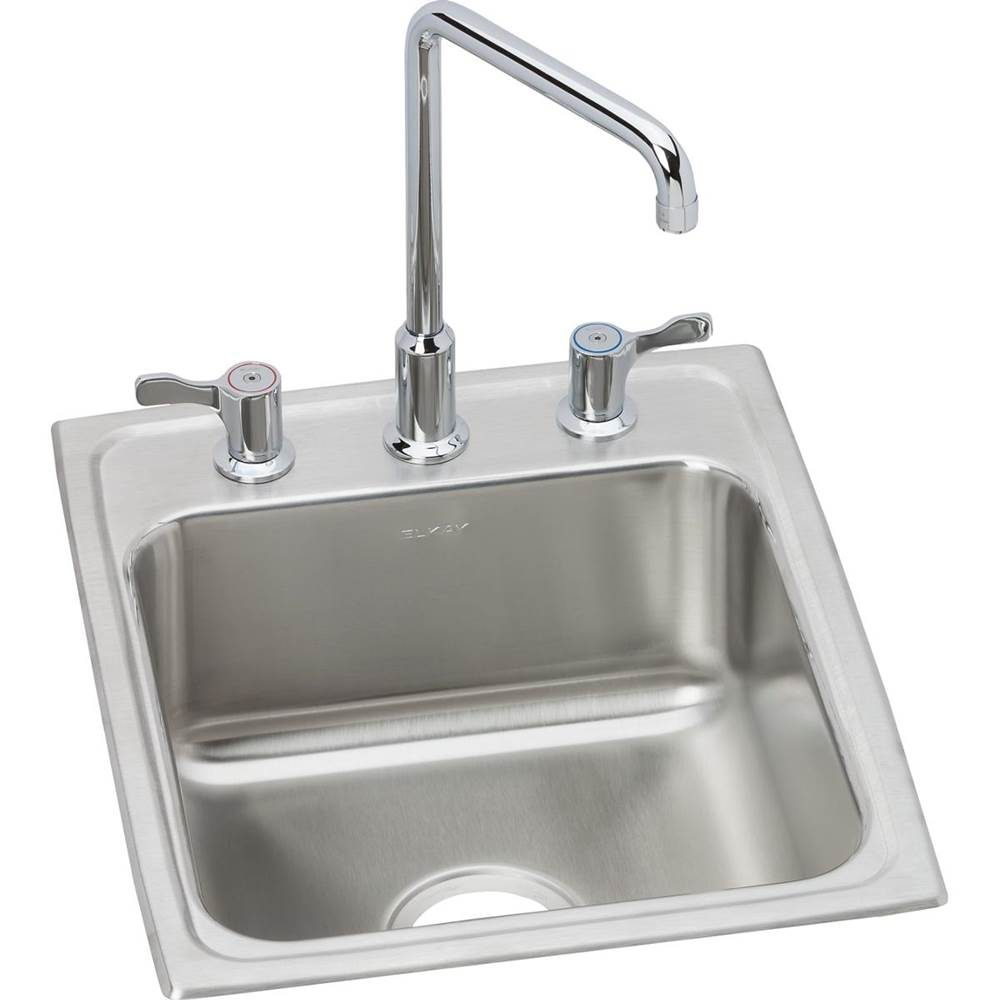 Elkay LRAD331965MR2 Sink Lustertone